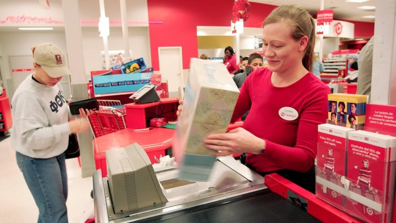 Target's hiring thousands of holiday workers