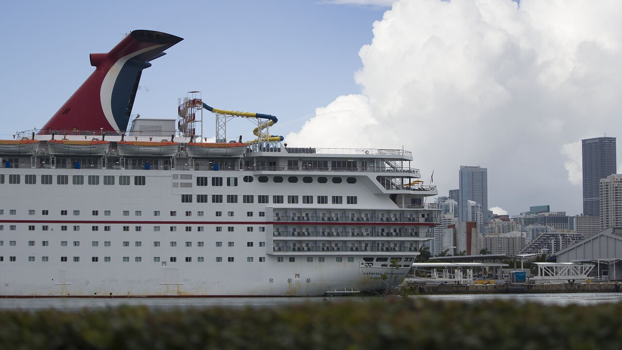 Cruise line sexual assault reports for third quarter jump by 67 percent from 2018