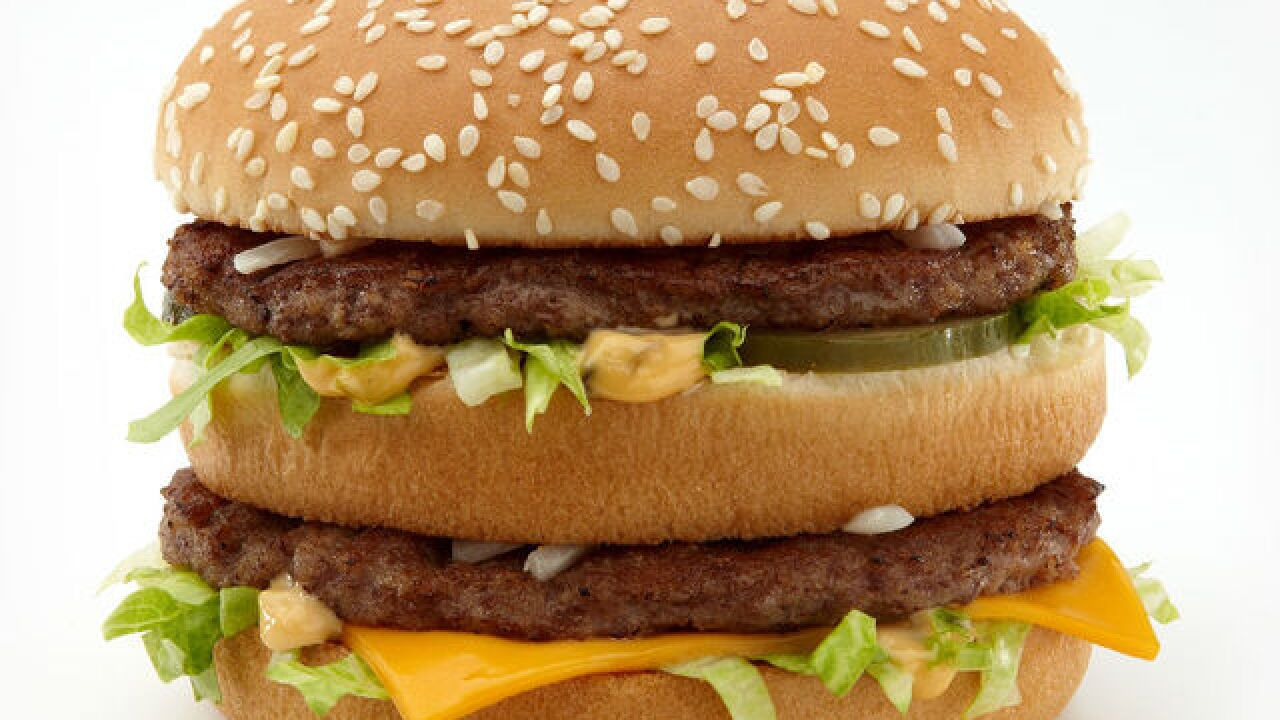 McDonald's franchisee who created Big Mac dies