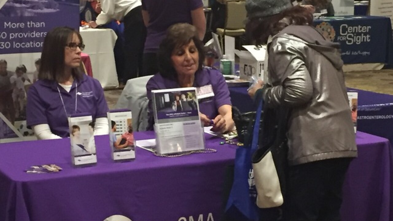 Young At Heart Senior Expo held at Suncoast