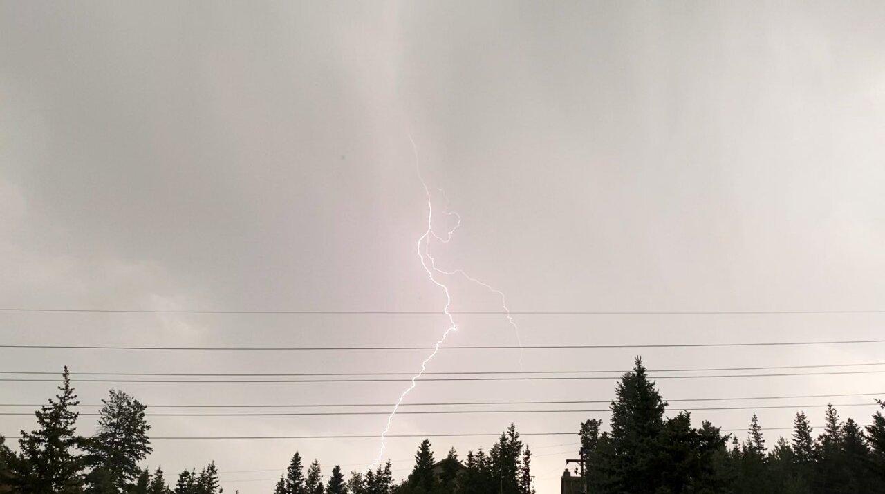 Summit County Lightning