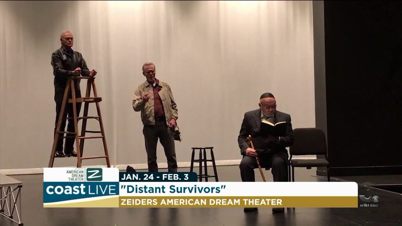 Zeiders Theater brings a powerful production to the stage on Coast Live