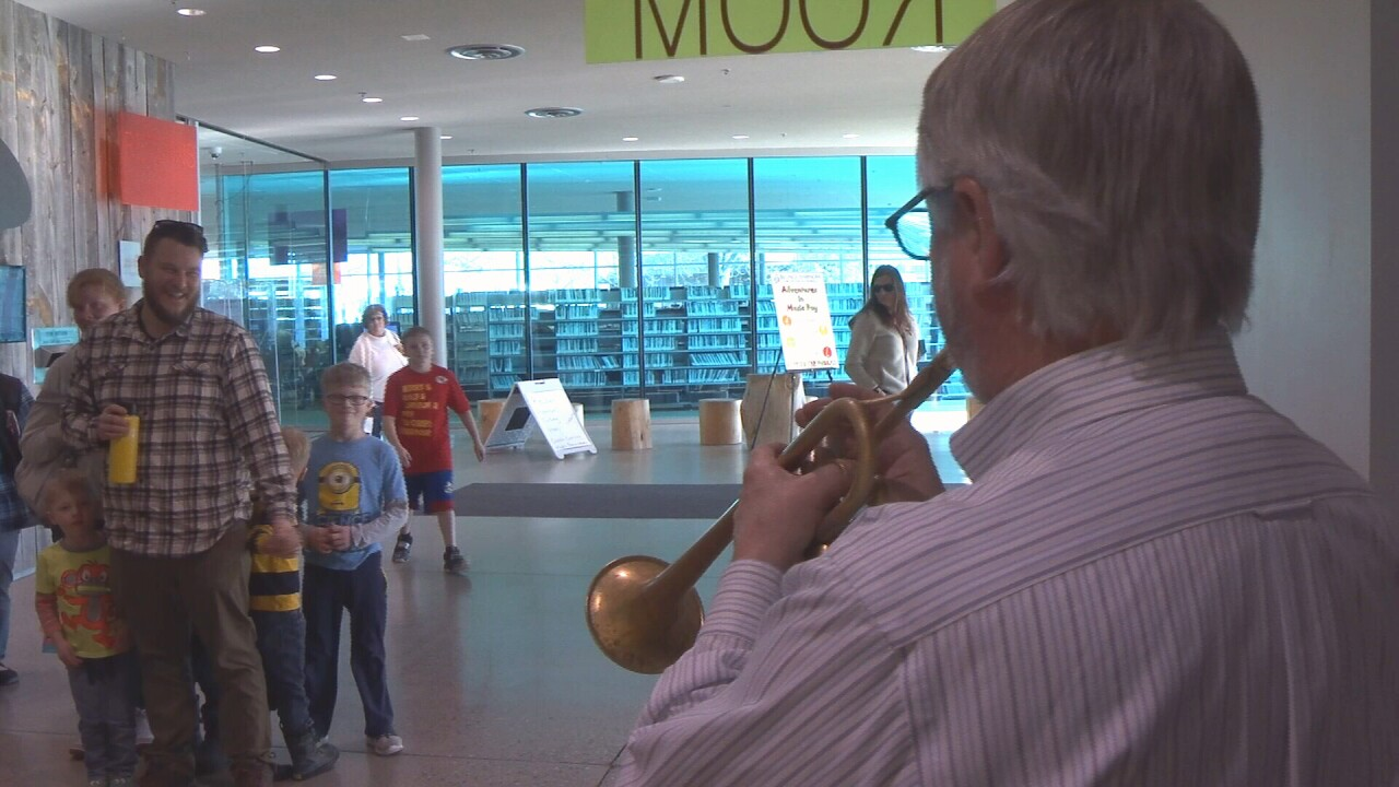 Billings Symphony Inspires Kids With Adventures In Music