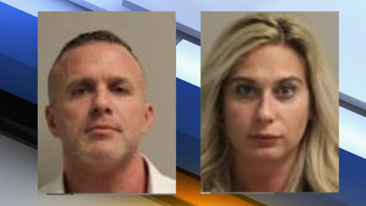 new york state police say husband head butted trooper wife threw