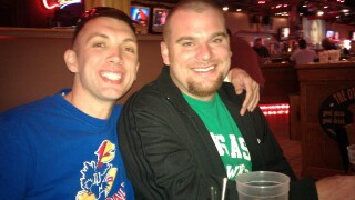 Dave and Josh Mobley