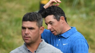 Rory McIlroy fizzles in home Open debut