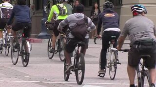 Study: University Avenue in San Diego among nation's most dangerous roads for bicyclists