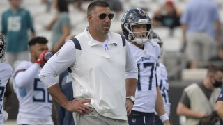 Titans Jaguars Mike Vrabel