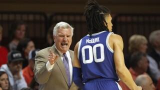 Kansas St Oklahoma St Basketball Bruce Weber