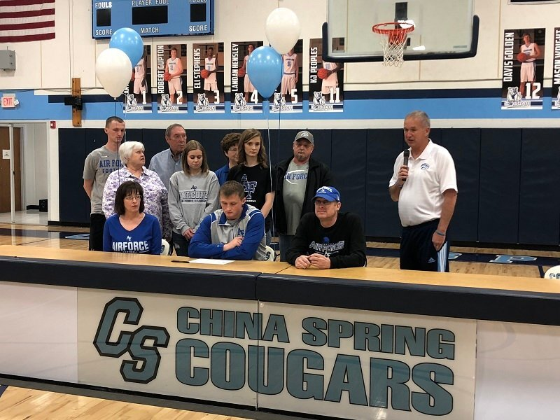 China Spring Signing Day 2018