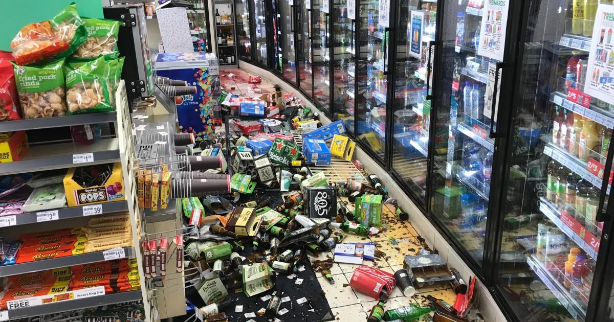 Man arrested after vandalism spree at Goleta 7-Eleven