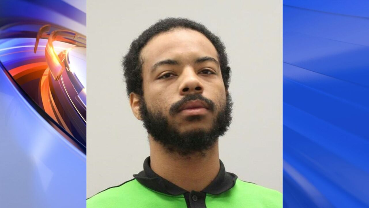 Police: Suspect accused of injuring man, killing woman in Newport News turns himselfin