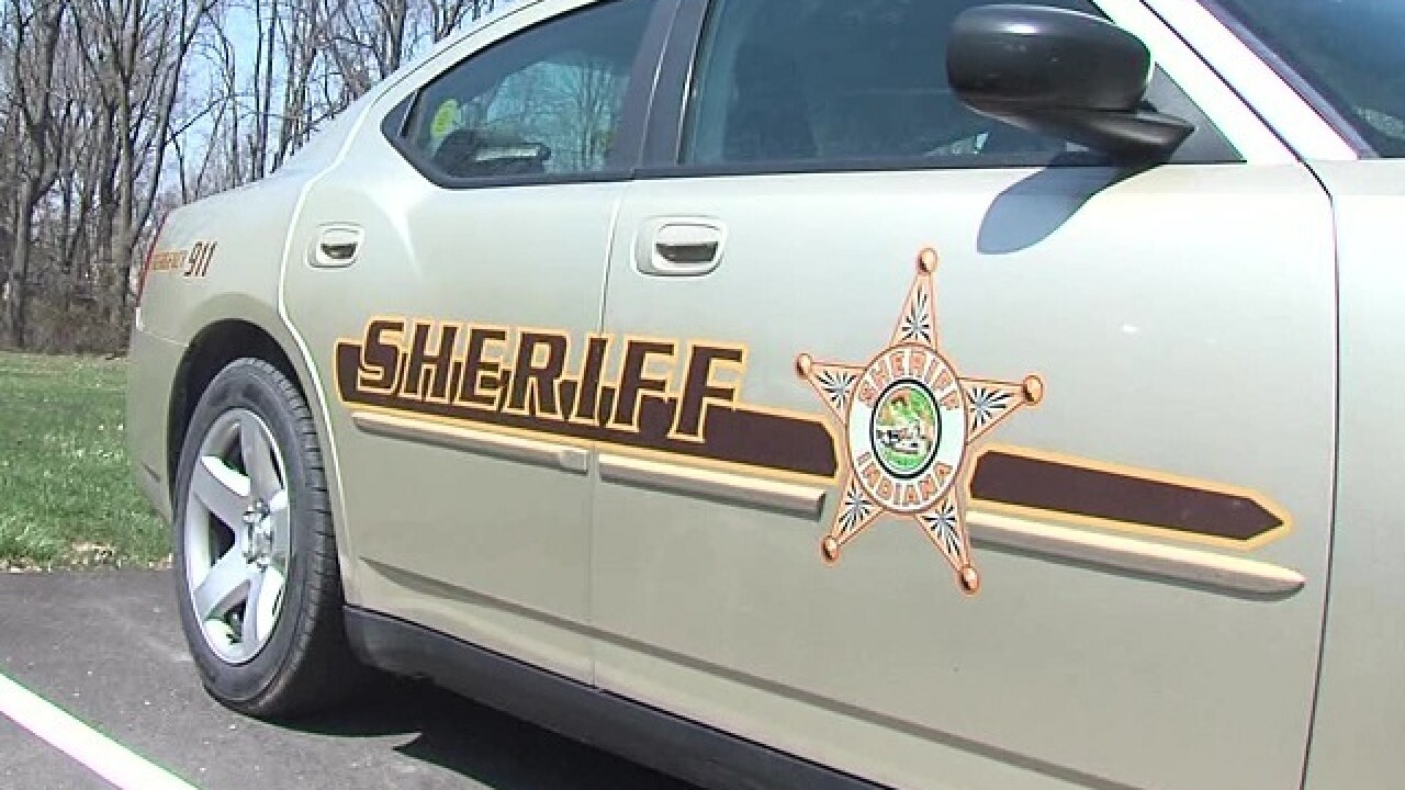 Boone County deputy accidentally discharges firearm