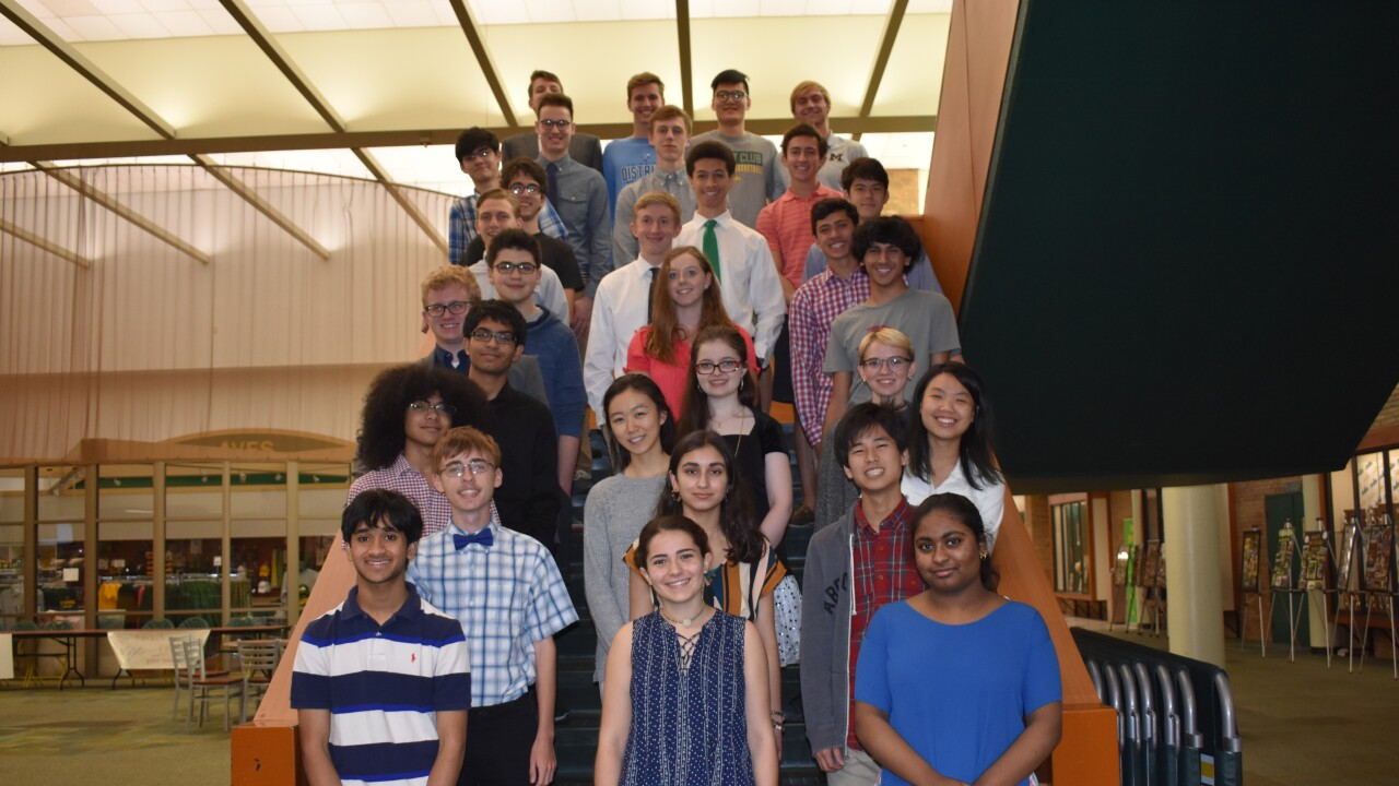 Sycamore students 35 ACT