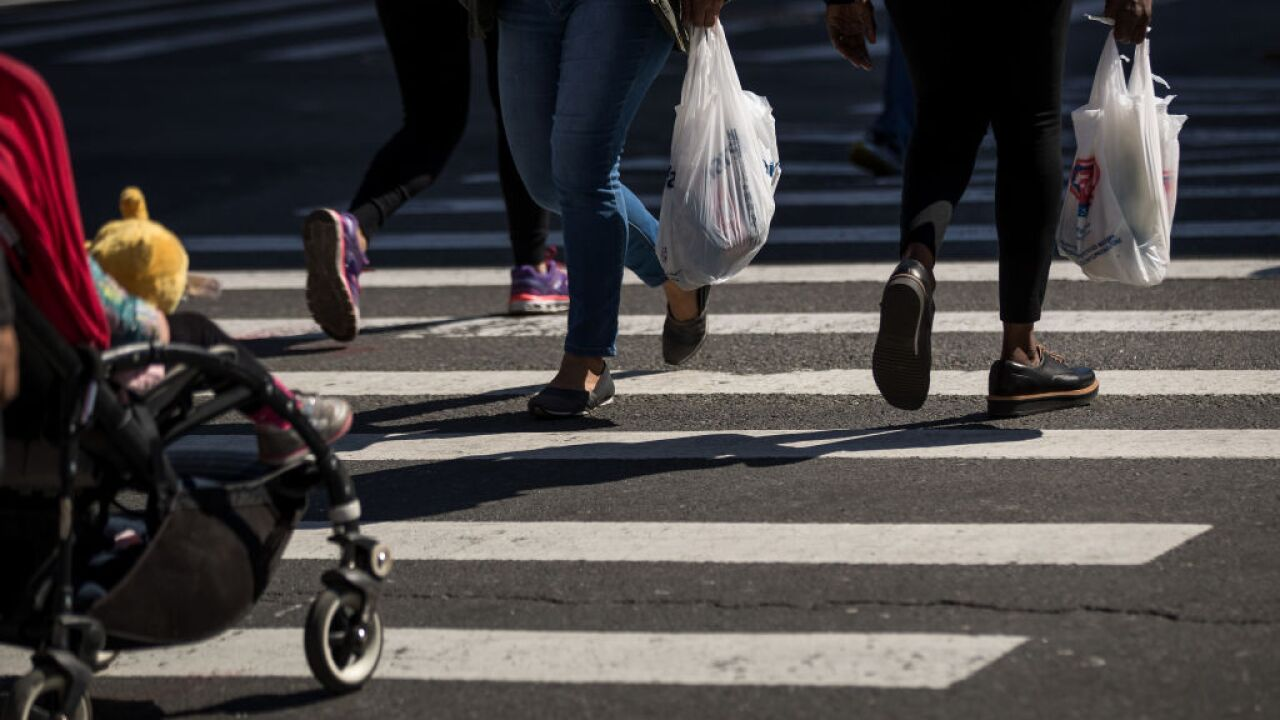 US pedestrian deaths in 2018 were the highest in decades, report says