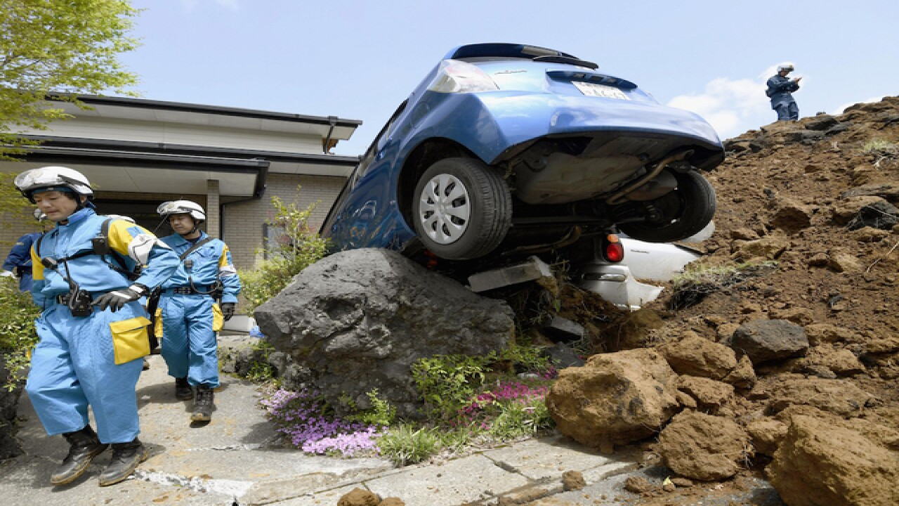 3 earthquakes in 3 days: Tonga, Ecuador, Japan
