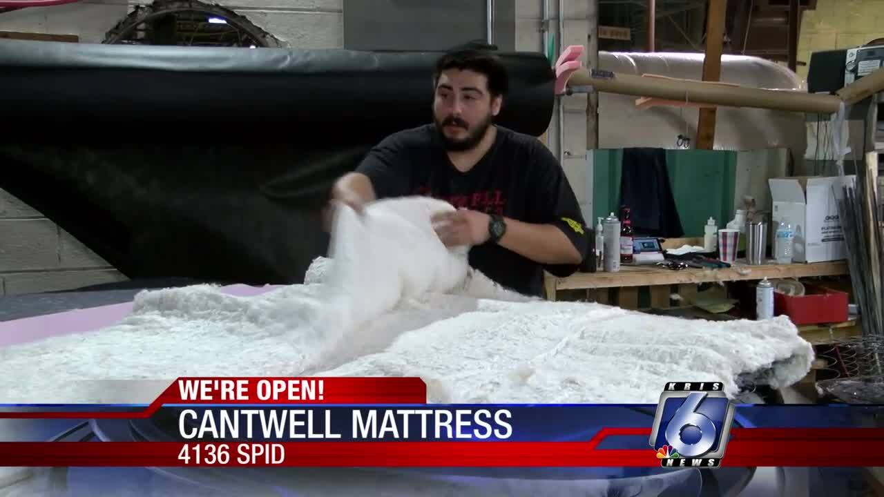 Cantwell Mattress Co. open to serve 100 years and counting