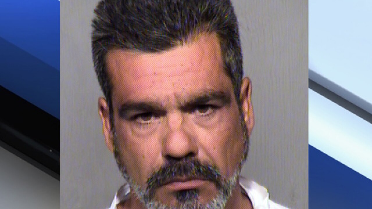 PD: Man run over, killed by parent in Phoenix