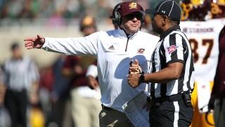 Central Michigan fires head coach John Bonamego