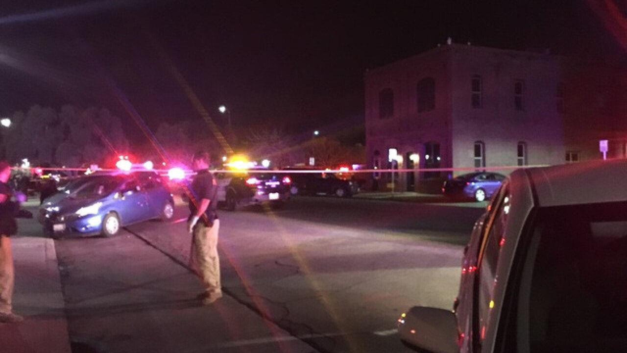 Stabbing reported in Downtown Bakersfield