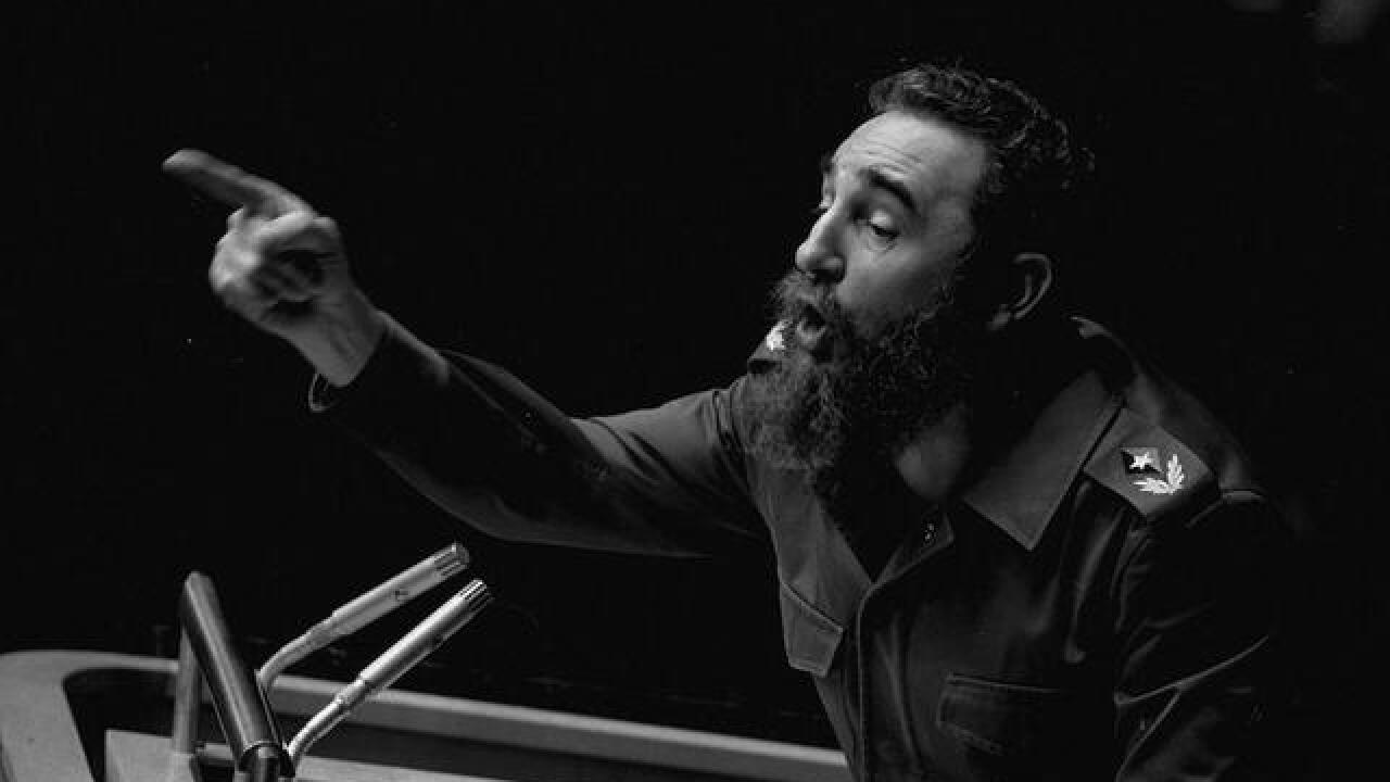 A look at the life of Fidel Castro
