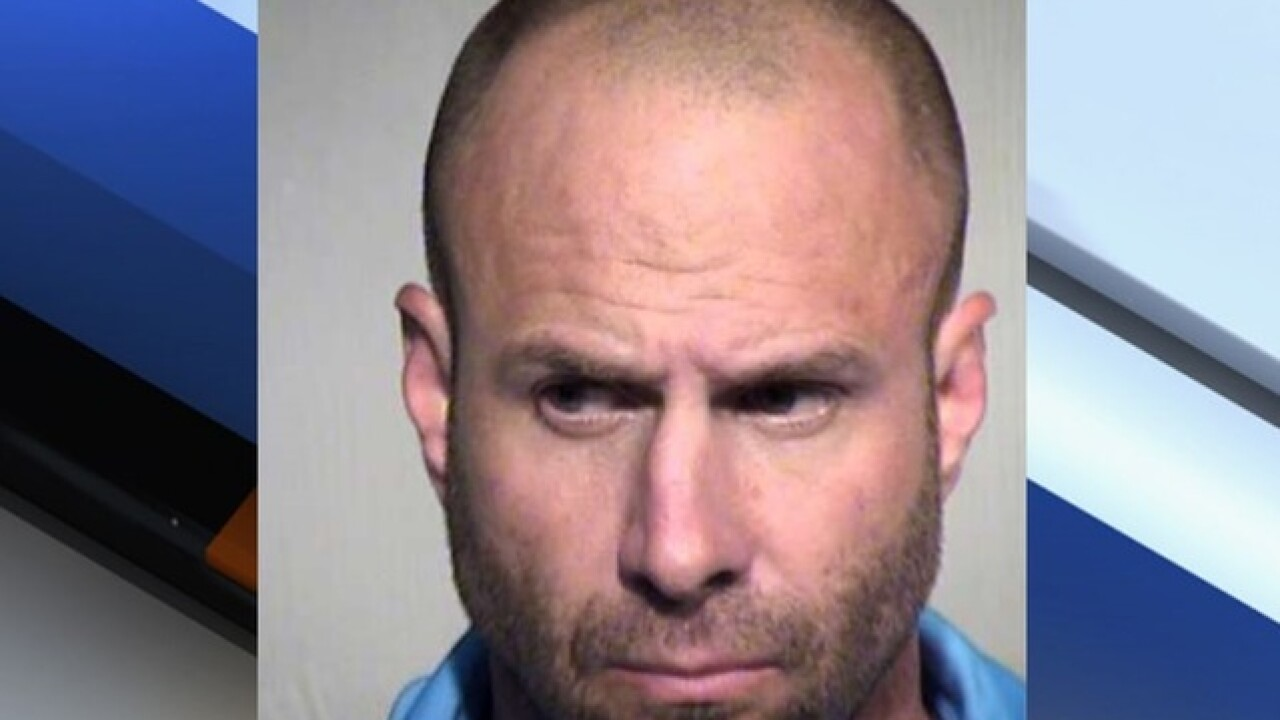 Scottsdale police arrest man allegedly linked to $30,000 in hotel losses