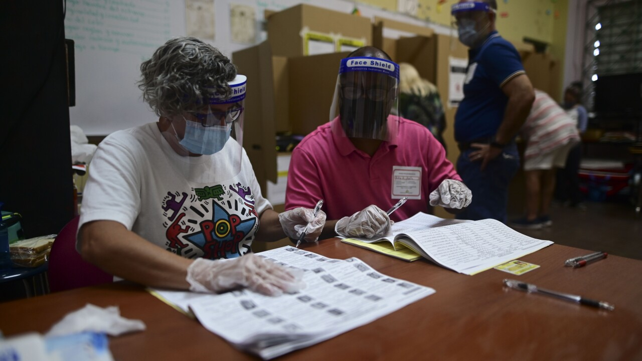 Puerto Rico voters approve statehood referendum