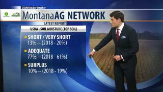Montana Ag Network Weather: May 10th