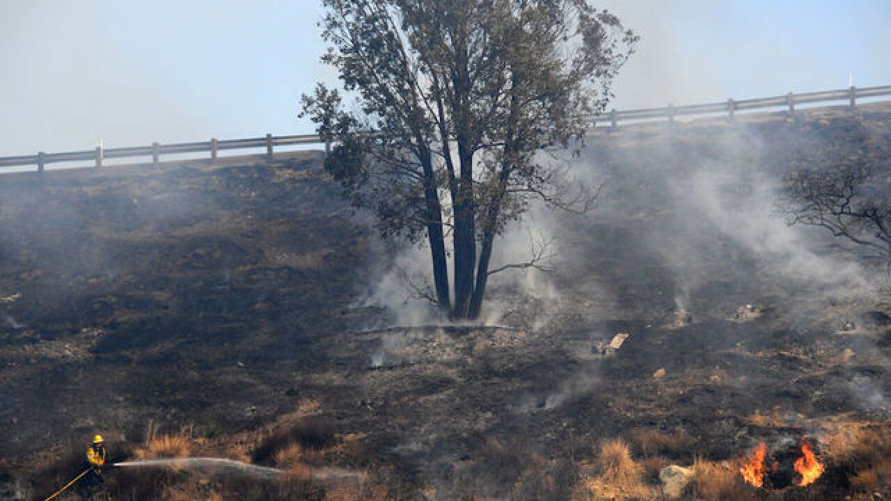 Fire claims popular recreation spots in Southern California