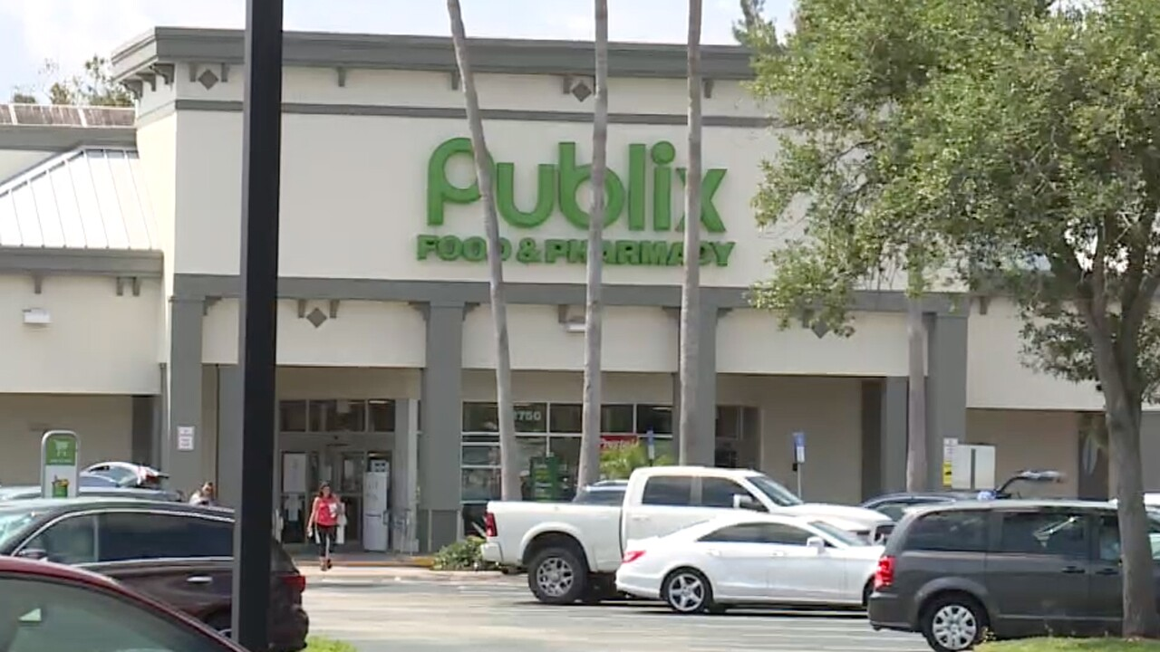 Publix Super Market at Town Center at Martin Downs in Palm City, Florida