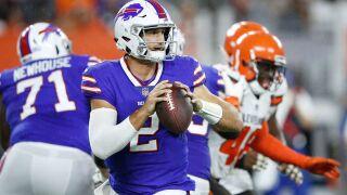 Buffalo Bills release QB Nathan Peterman