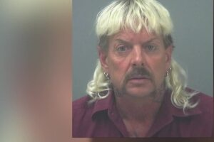 New evidence presented to White House to support pardon of 'Tiger King' Joe Exotic