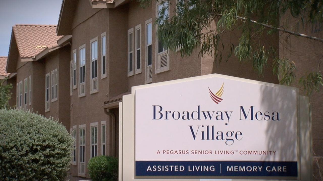 Broadway Mesa Village