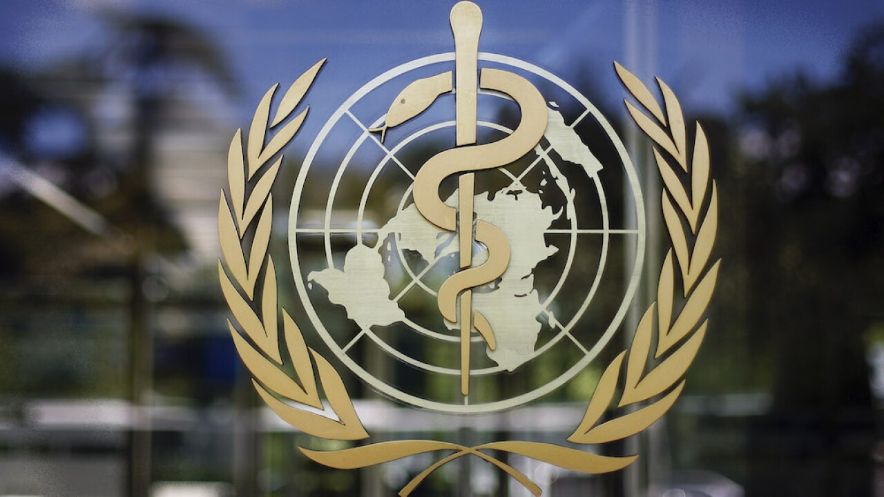 WHO World Health Organization