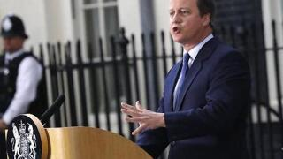 Former British leader David Cameron to leave Parliament