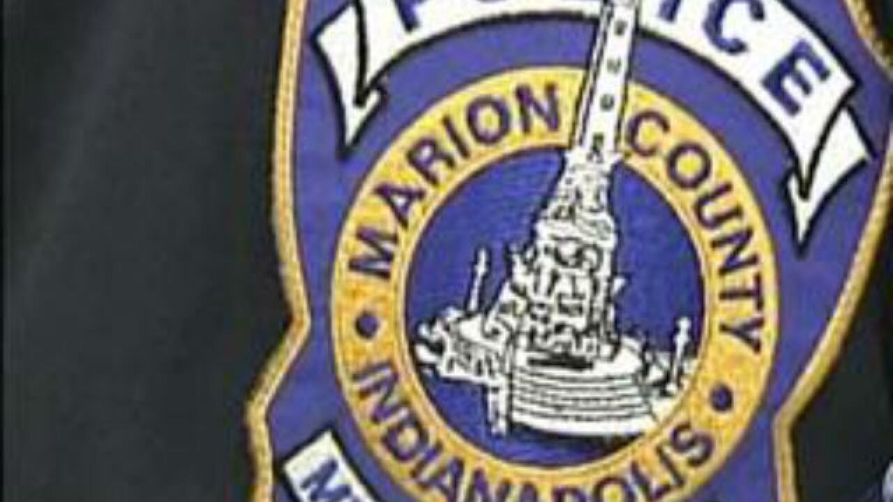 IMPD officer administers Narcan, performs CPR on overdose patient