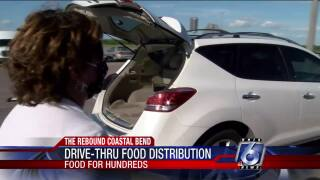 Church Unlimited food giveaway has huge turnout
