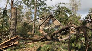 Keeping faith after Hurricane Laura