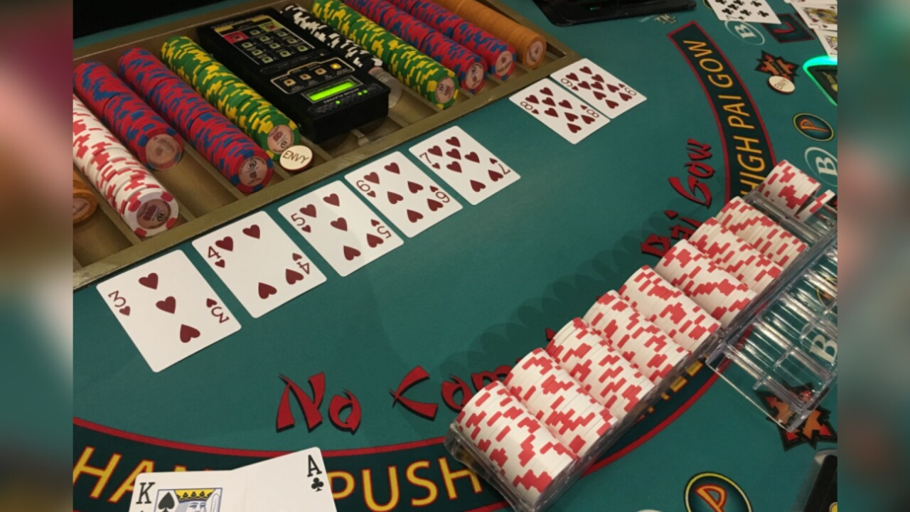 Lucky Las Vegas gambler turns $1 bet into $115K jackpot