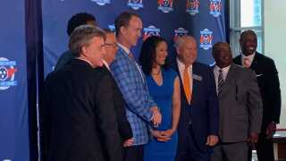 Tennessee Sports Hall of Fame inductees