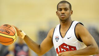 Report: Chris Paul to commit to Team USA for Tokyo Olympics