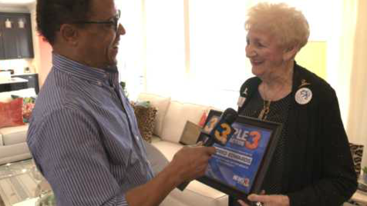 People Taking Action: Longtime dedicated St. Jude volunteer surprised after decades ofservice!