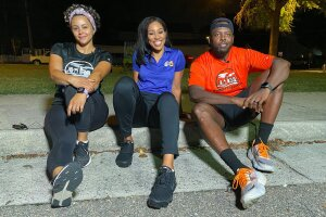 Health scare leads to community-based running group: 'I want people to feel loved'