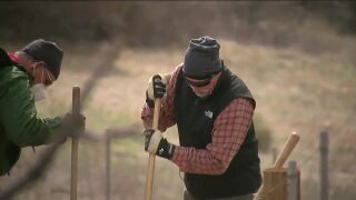 Denver7 Everyday Hero dedicated to fixing overused trails in Jefferson County