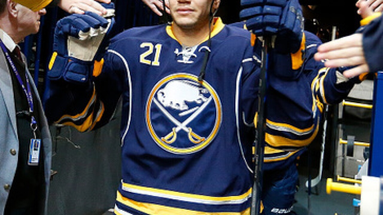 Kyle Okposo details health scare in open letter to fans
