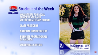 Student of the Week: Madison Allred