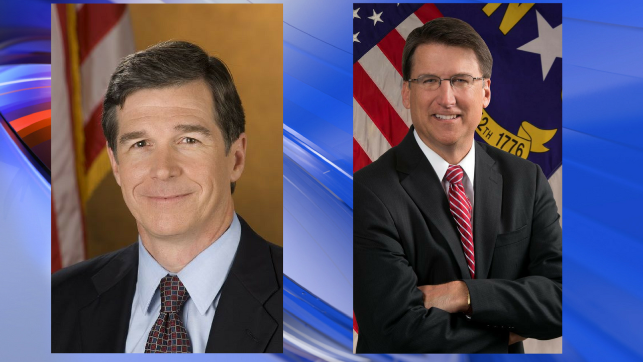 Democrat Roy Cooper nearly doubles lead in North Carolina Governor's race