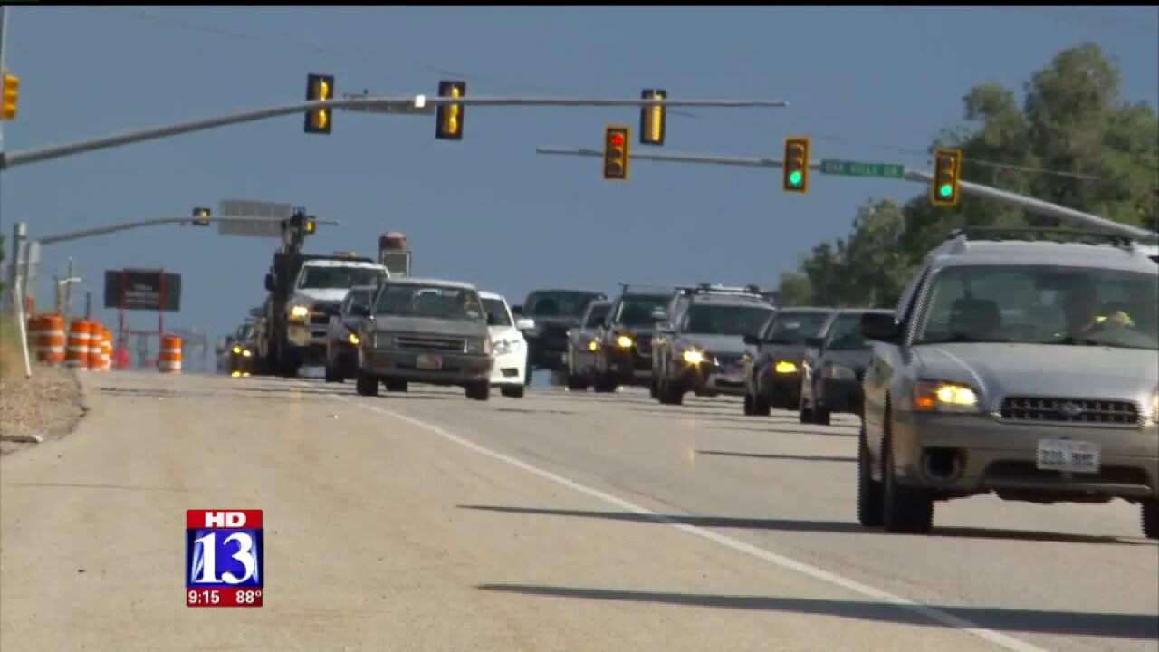 Residents concerned about UDOT's Hwy. 89 expansion plan