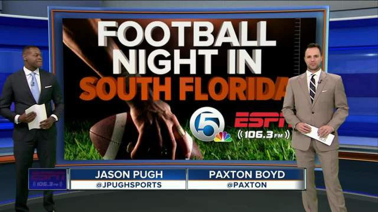 Football Night in South Florida Overtime