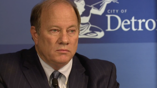 Mayor Mike Duggan